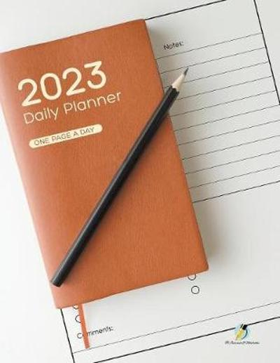2023 Daily Planner - Journals and Notebooks