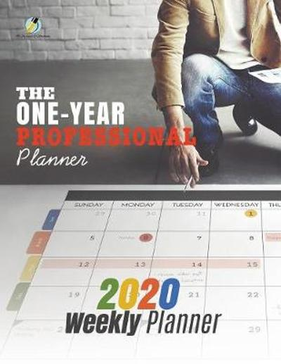 The One-Year Professional Planner - Journals and Notebooks