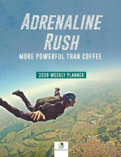 Adrenaline Rush - Journals and Notebooks