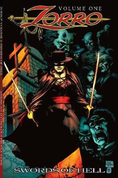 Zorro Swords of Hell - David Avallone