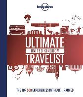 Lonely Planet's Ultimate United Kingdom Travelist - Lonely Planet