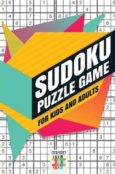 Sudoku Puzzle Game for Kids and Adults - Senor Sudoku