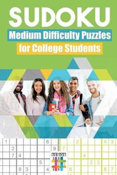 Sudoku Medium Difficulty Puzzles for College Students - Senor Sudoku