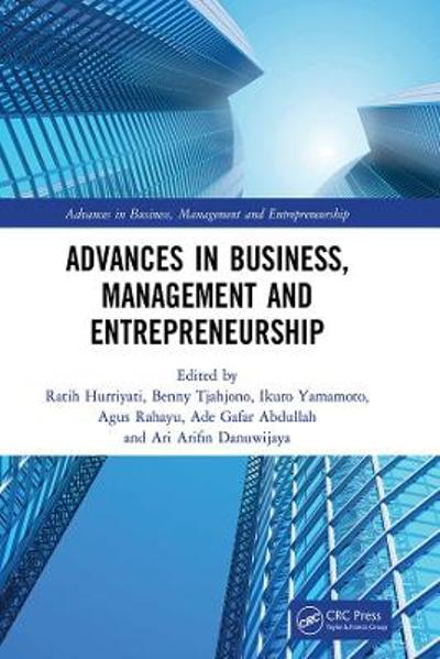 Advances in Business, Management and Entrepreneurship - Ratih Hurriyati