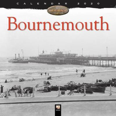 Bournemouth Heritage Wall Calendar 2020 (Art Calendar) - Flame Tree Studio