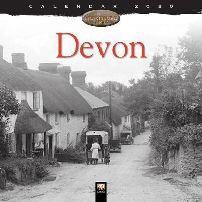 Devon Heritage Wall Calendar 2020 (Art Calendar) - Flame Tree Studio