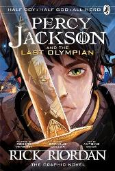 The Last Olympian: The Graphic Novel (Percy Jackson Book 5) - Rick Riordan