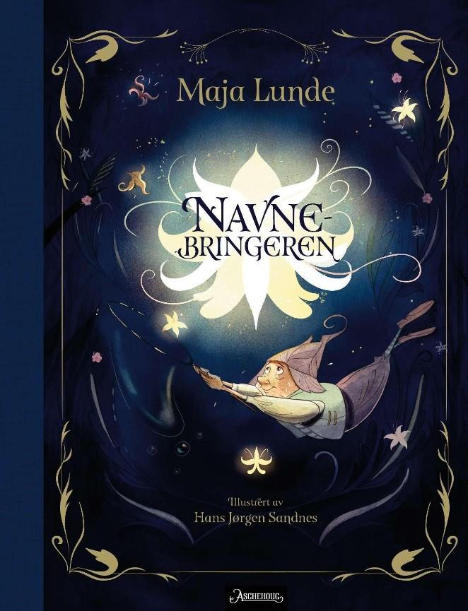Navnebringeren, Maja Lunde, boktips for barn og unge