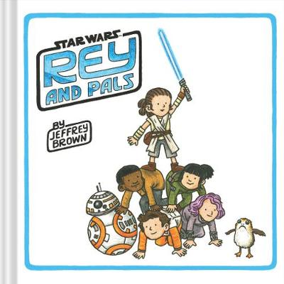Rey and Pals - Jeffrey Brown