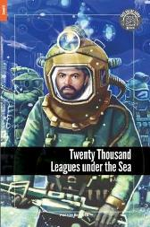 Twenty Thousand Leagues under the Sea - Foxton Reader Level-5 (1700 Headwords B2) with free online AUDIO - Jules Verne
