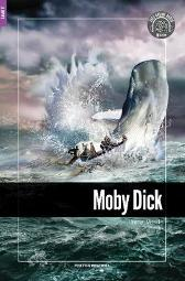 Moby Dick - Foxton Reader Level-2 (600 Headwords A2/B1) with free online AUDIO - Herman Melville