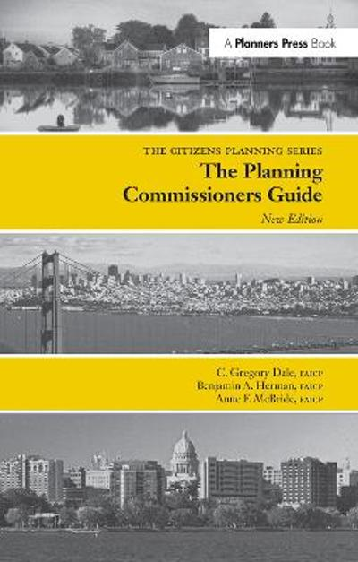 Planning Commissioners Guide - C Gregory Dale