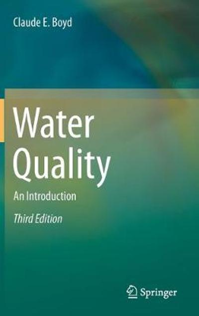 Water Quality - Claude E. Boyd