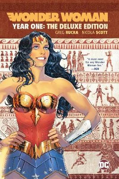 Wonder Woman: Year One - Greg Rucka
