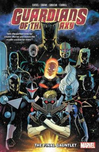Guardians Of The Galaxy By Donny Cates Vol. 1 - Donny Cates