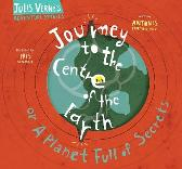 Journey to the Centre of the Earth - Jules  Verne Iris Samartzi Antonis Papatheodoulou