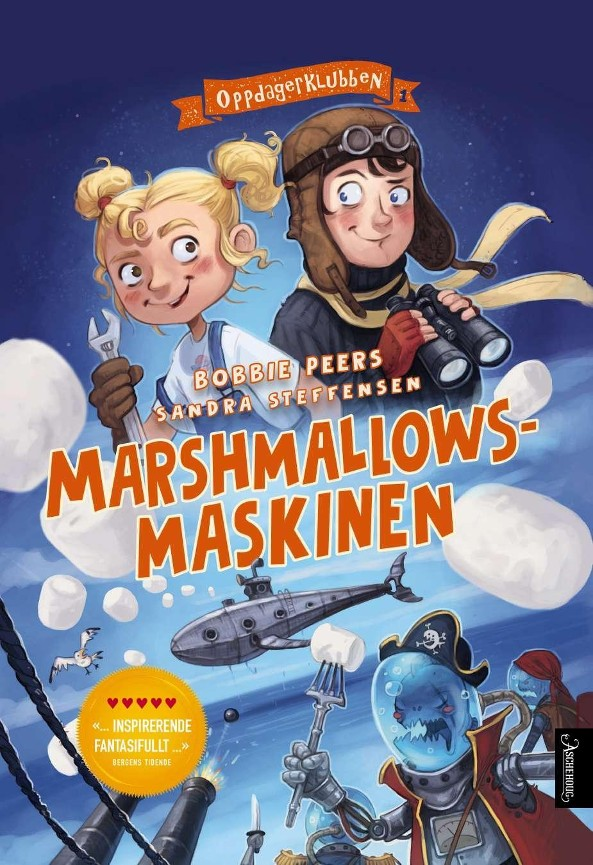 Bilderesultater for marshmallowsmaskinen