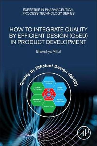 How to Integrate Quality by Efficient Design (QbED) in Product Development - Bhavishya Mittal