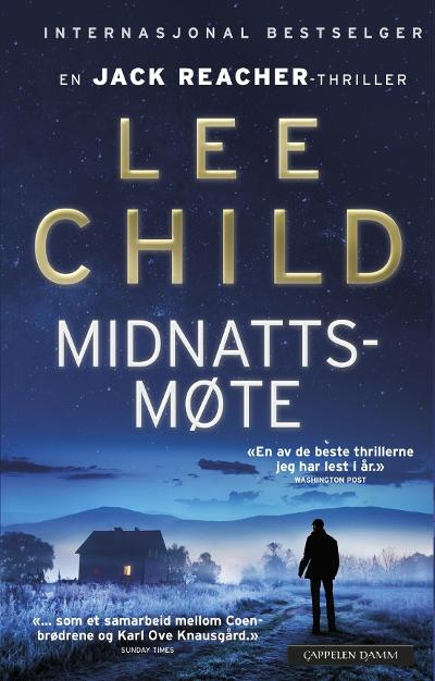 Midnattsmøte - Lee Child