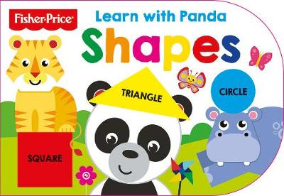 Fisher Price: Learn with Panda Shapes -