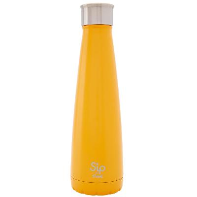 Drikkeflaske 450 ml Orange Cream Taffy - S'ip by S'well