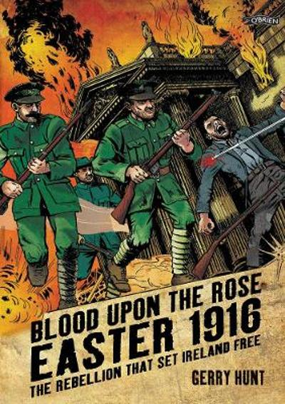 Blood Upon the Rose - Gerry Hunt