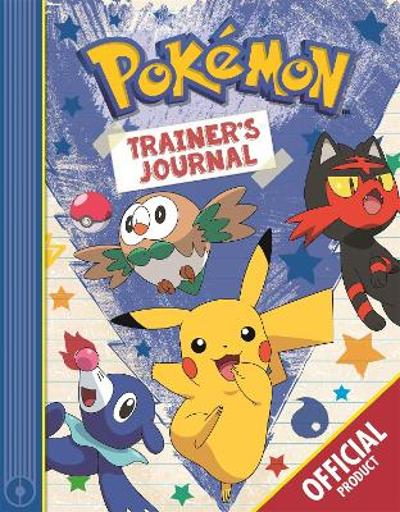 The Official Pokemon Trainer's Journal - Pokemon