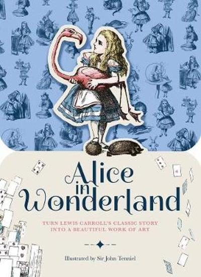 Paperscapes: Alice in Wonderland - Selina Wood