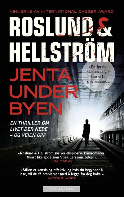 Jenta under byen - Anders Roslund