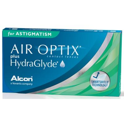 AIR OPTIX plus HydraGlyde for Astigmatism 6p - Alcon