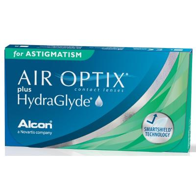 AIR OPTIX plus HydraGlyde for Astigmatism 3p - Alcon