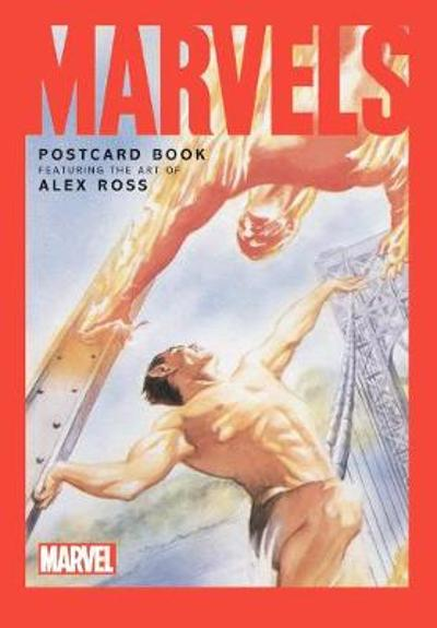 Marvels Postcard Book - Alex Ross