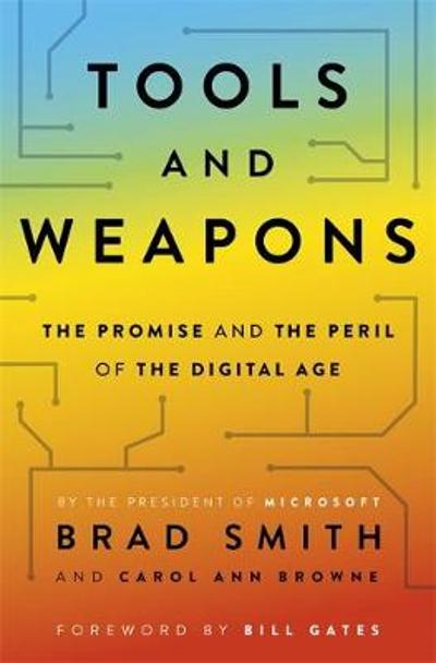 Tools and Weapons - Brad Smith