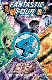 Fantastic Four By Jonathan Hickman: The Complete Collection Vol. 2 - Jonathan Hickman Steve Epting Barry Kitson