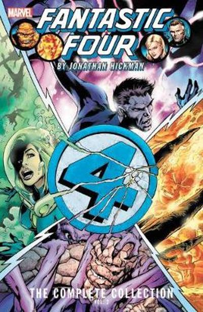 Fantastic Four By Jonathan Hickman: The Complete Collection Vol. 2 - Jonathan Hickman