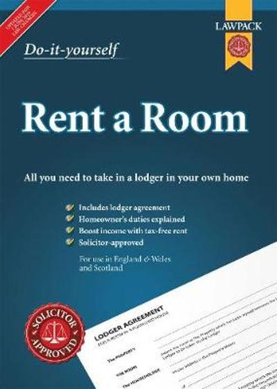 Rent a Room Lawpack - Anthony Gold Solicitors