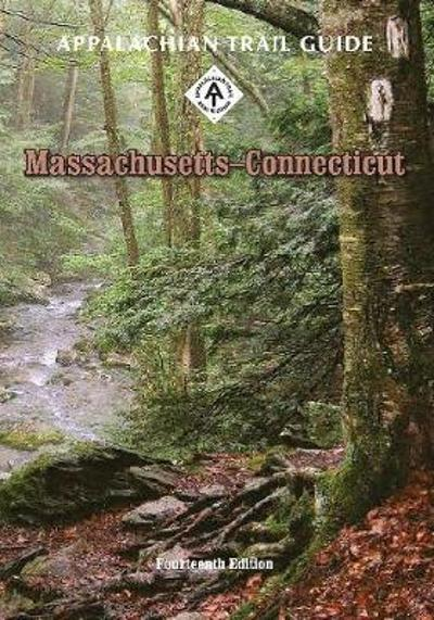 Appalachian Trail guide to Massachusetts-Connecticut - Sue Spring