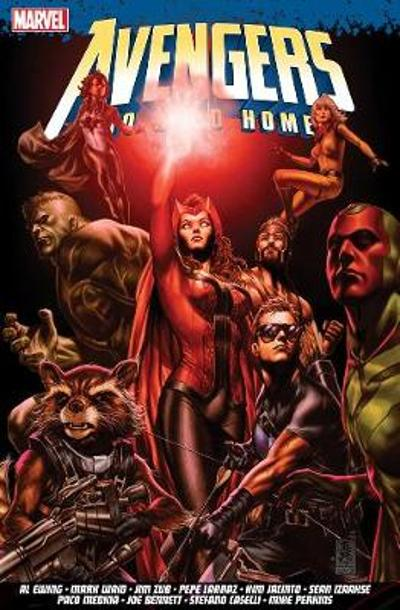 Avengers: No Road Home - Mark Waid