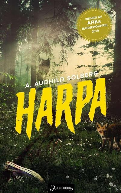 Harpa - A. Audhild Solberg