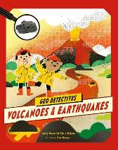 Volcanoes and Earthquakes - Chris Oxlade  Anita Ganeri Richard Hatwood Paulina Morgan