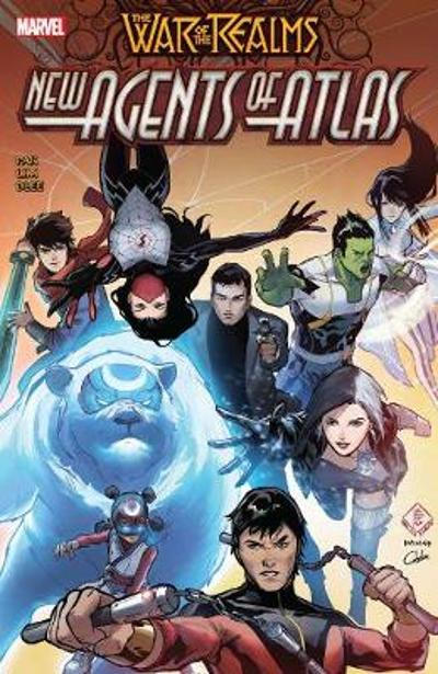 War Of The Realms: New Agents Of Atlas - Greg Pak