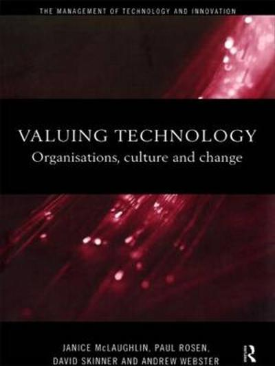 Valuing Technology - Janice McLaughlin