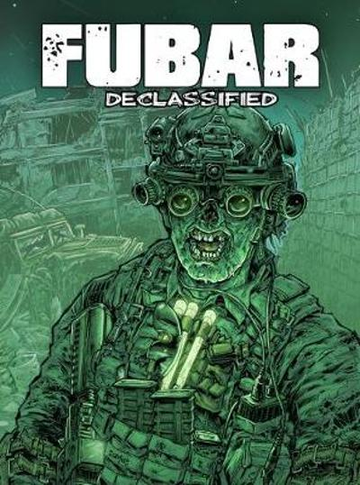 FUBAR: Declassified - Jeff McComsey