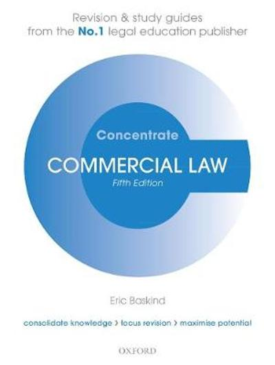 Commercial Law Concentrate - Eric Baskind