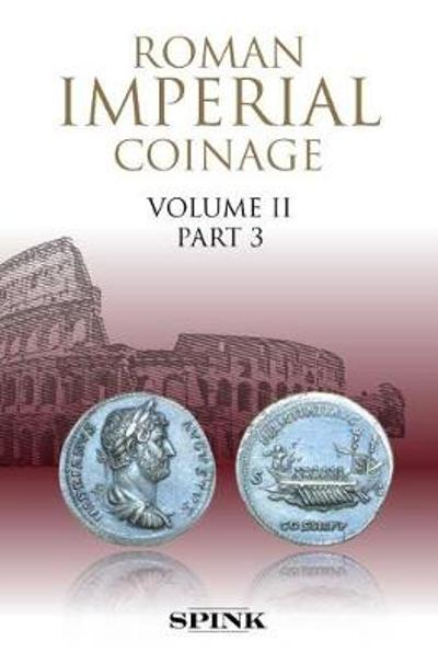 Roman Imperial Coinage Volume II, Part 3 - Richard Abdy