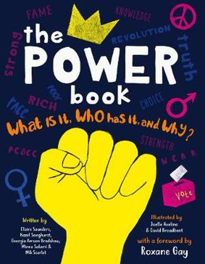 The Power Book - Claire Saunders