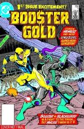 Booster Gold: The Big Fall - Dan Jurgens