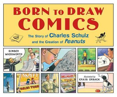 Born to Draw Comics - Ginger Wadsworth