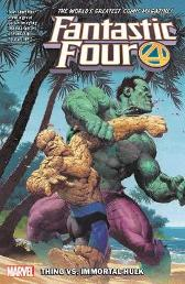 Fantastic Four By Dan Slott Vol. 4: Point Of Origin - Dan Slott Aaron Kuder Stefano Caselli