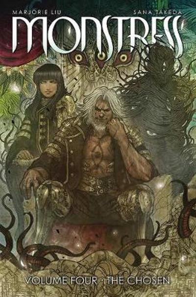 Monstress Volume 4 - Marjorie Liu